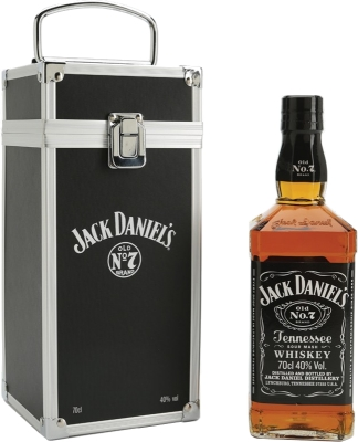 Jack Daniel's 40% 0,70 L Music Flight Case