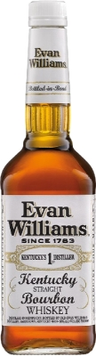 Evan Williams Bottled in Bond 50% 0,70 L