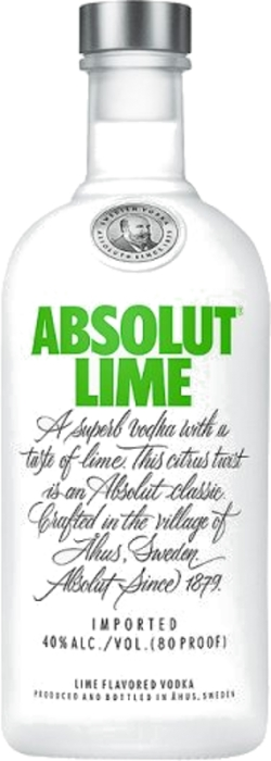 Absolut Lime 40% 1,00 L