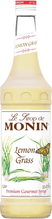 Monin Lemongrass 0,70 L