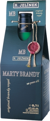Marty Royal Brandy 20YO 40% 0,70 L