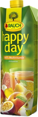 Happy Day Multivitamín 100% 1,00 L