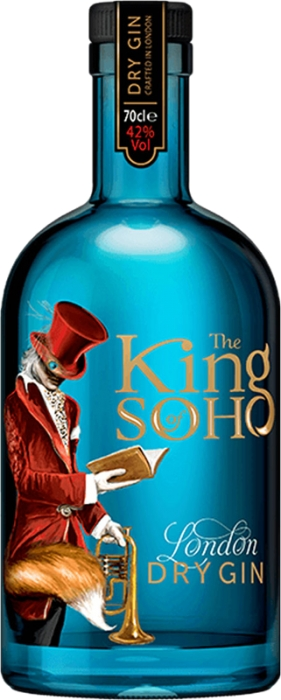 The King of Soho 42% 0,70 L