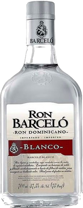 Ron Barceló Blanco 37,5% 0,70 L