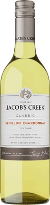 Jacob´s Creek Semillon Chardonnay 12% 0,75 L