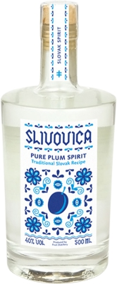 Slivovica Traditional 40% 0,50 L