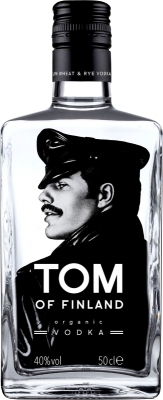 Tom of Finland Organic Vodka 40% 0,50 L