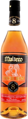 Malteco Spices and Rum 8YO 40% 0,70 L