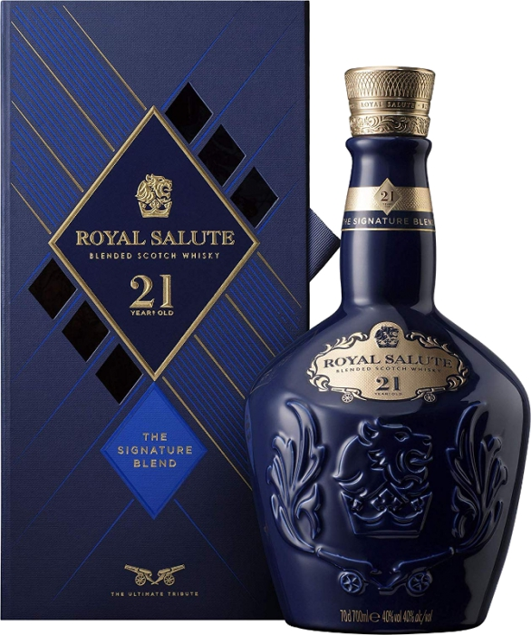 Chivas Regal Royal Salute 21YO 40% 0,70 L