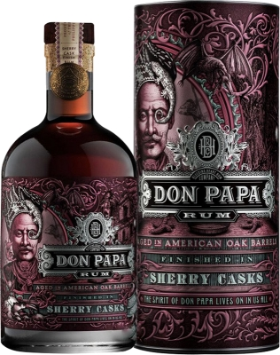 Don Papa Sherry Casks 45% 0,70 L
