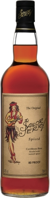 Sailor Jerry 40% 0,70 L