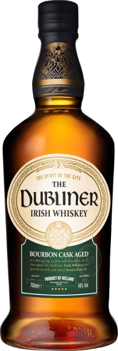 Dubliner Irish Whiskey 40% 0,70 L