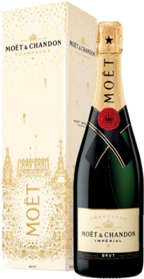 Moet & Chandon Impérial Festive Box (2018) 12% 0,75 L