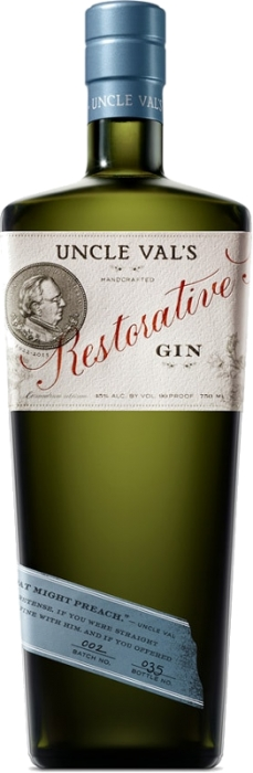 Uncle Val's Restorative Gin 45% 0,70 L