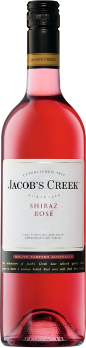 Jacob´s Creek Shiraz Rosé 0,75 L