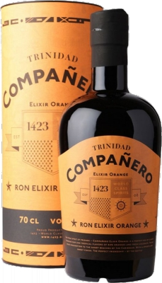 Companero Elixir Orange 40% 0,70 L
