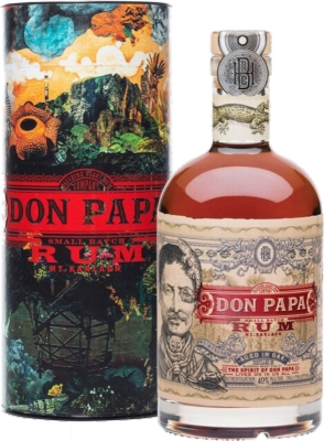 Don Papa Art 2020 Timeless Landscapes 40% 0,70 L