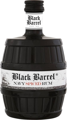 A.H. Riise Black Barrel 40% 0,70 L