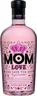 Mom Love Gin 37,5% 0,70 L