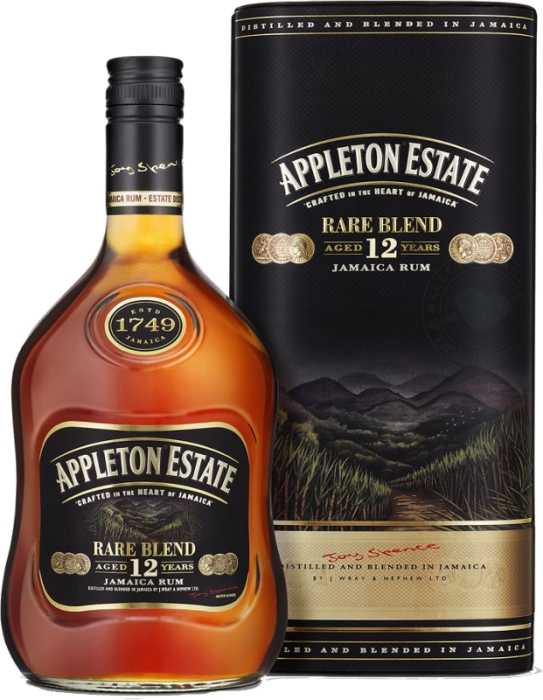 Appleton Estate Rare Blend 12YO 43% 0,70 L