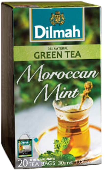 Dilmah Moroccan Mint 1/20