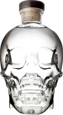 Crystal Head Vodka 40% 1,75 L Magnum