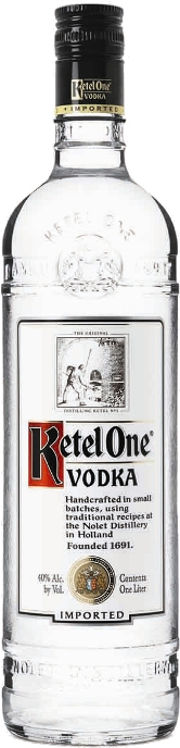 Ketel One Vodka 40% 0,70 L