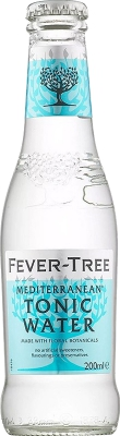 Fever Tree Mediterranean Tonic 0,20 L