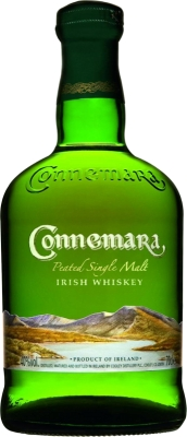 Connemara Single Malt Peated 40% 0,70 L