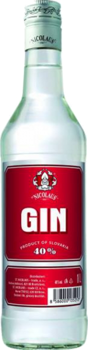 Nicolaus Gin 40% 1,00 L