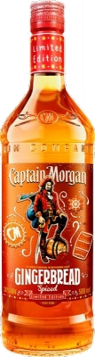 Captain Morgan Gingerbread Spiced 30% 0,50 L
