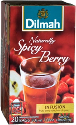 Dilmah Natural Spicy Berry 1/20