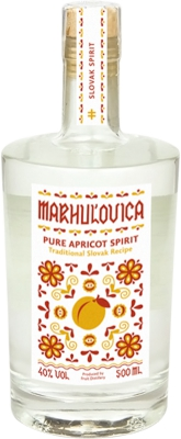 Marhuľovica Traditional 40% 0,50 L