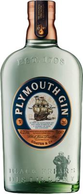 Plymouth Gin 41,2% 0,70 L
