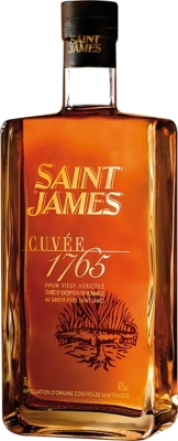 Saint James Cuvée 1765 42% 0,70 L