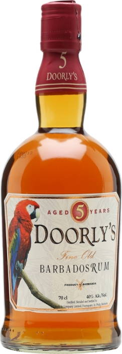 Doorly's 5YO 40% 0,70 L