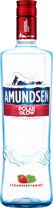 Amundsen Polar Strawberry 37,5% 0,70 L