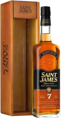 Saint James Vieux 7YO 43% 0,70 L