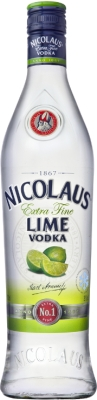 Nicolaus Vodka Lime 38% 0,70 L