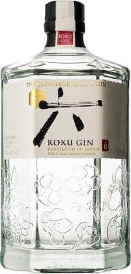 Roku Japanese Craft Gin 43% 0,70 L