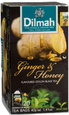 Dilmah Ginger & Honey 1/20