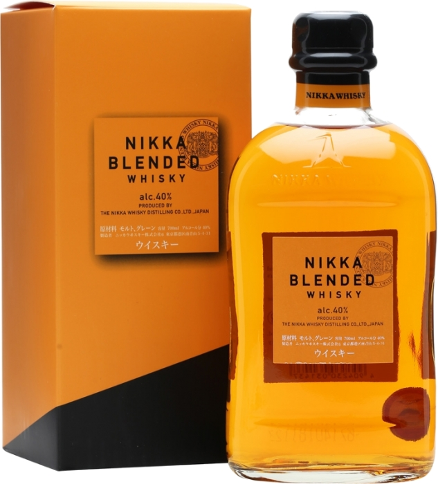 Nikka Blended Of 40% 0,70 L