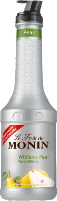 Monin Pear Williams pyré 1,00 L
