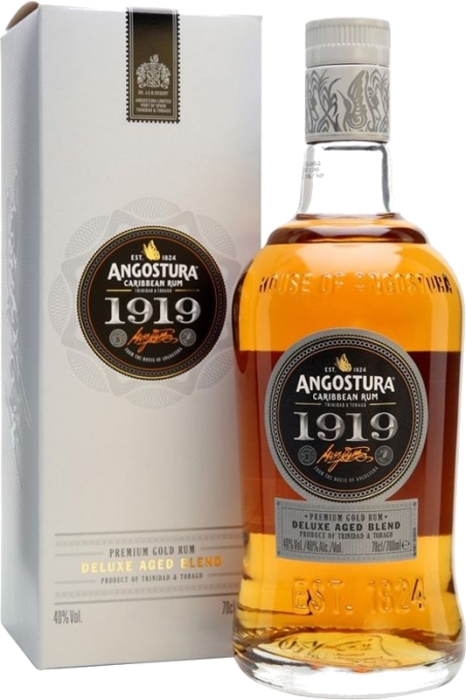 Angostura 1919 Deluxe Aged Blend 40% 0,70 L