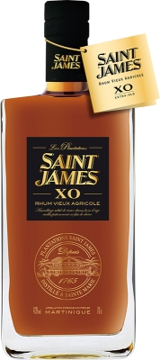 Saint James Vieux XO 43% 0,70 L