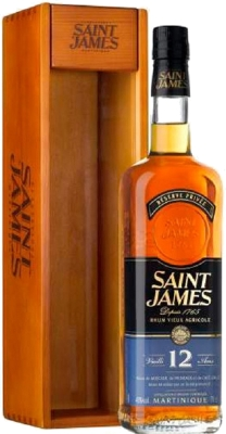 Saint James Vieux 12YO 43% 0,70 L