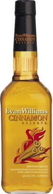 Evan Williams Cinnamon 35% 0,70 L