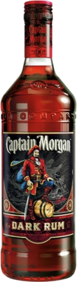 Captain Morgan Black 40% 0,70 L