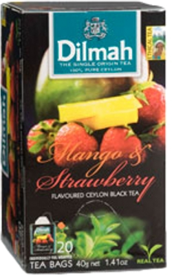 Dilmah Mango a strawberry  1/20